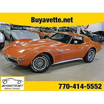 1972 Chevrolet Corvette for sale 100859461
